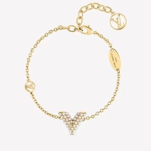 Essential V perle Bracelet